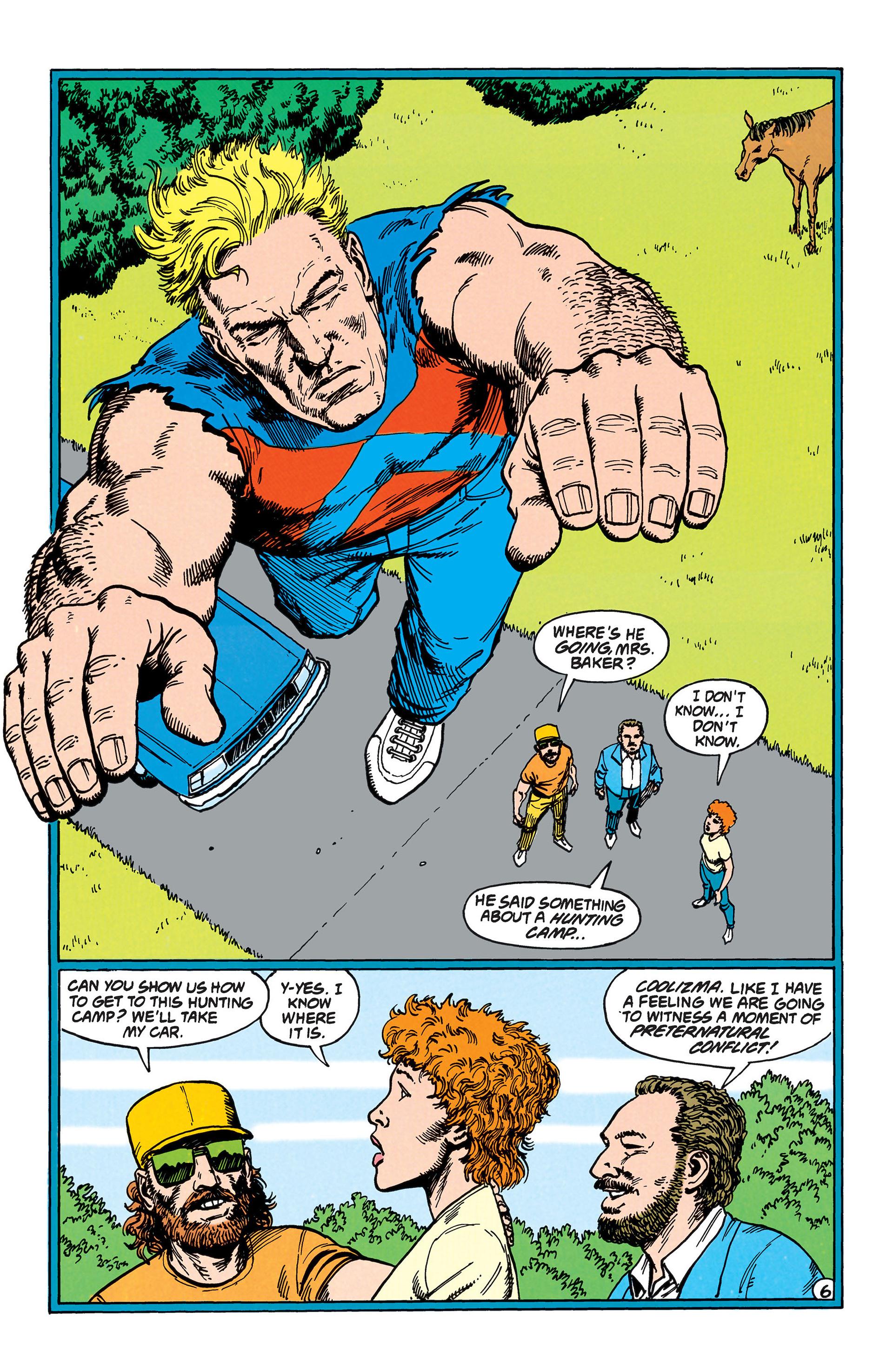 Read online Animal Man (1988) comic -  Issue #47 - 7