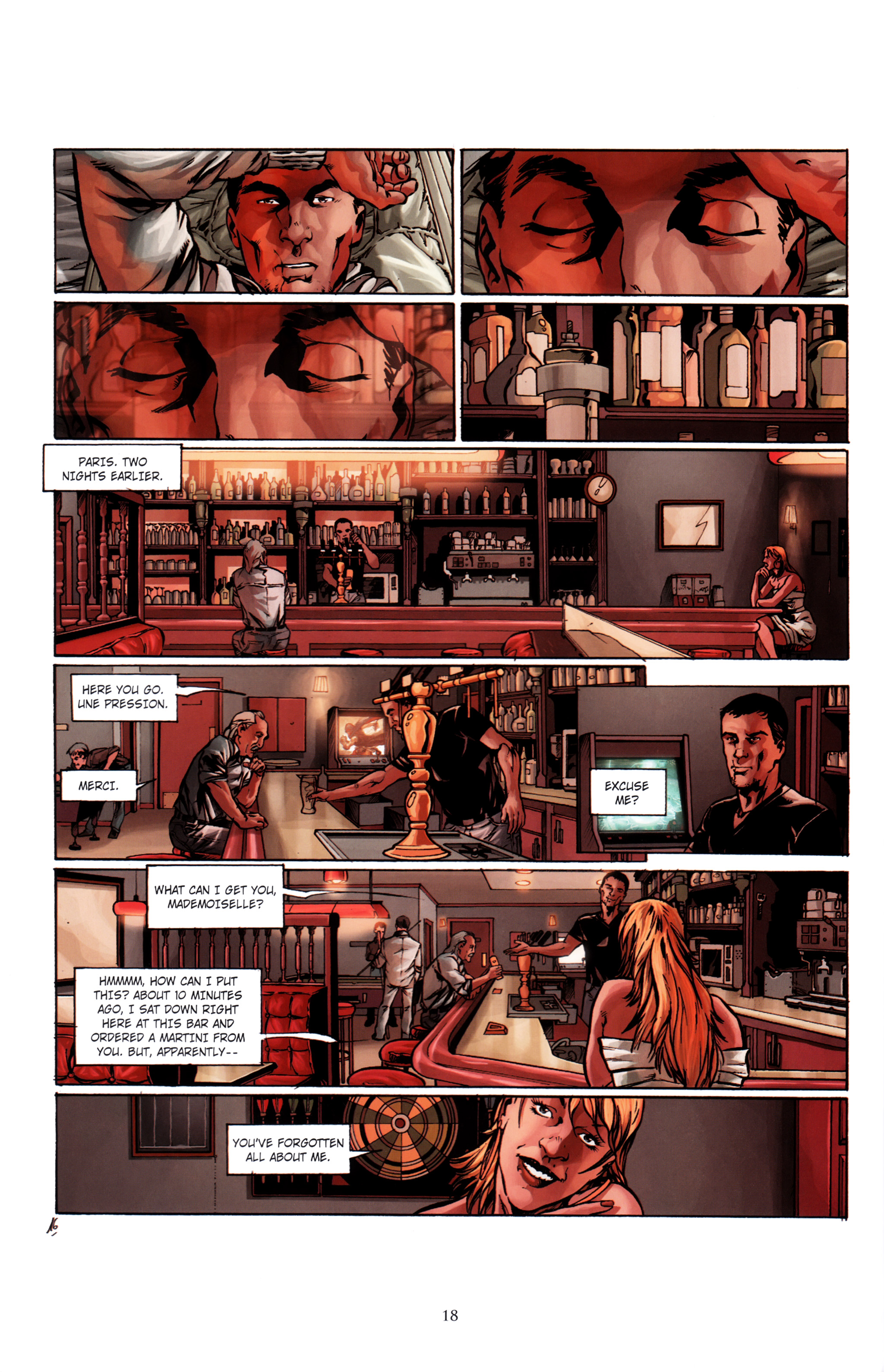 Read online Assassin's Creed (2012) comic -  Issue #1 - 22