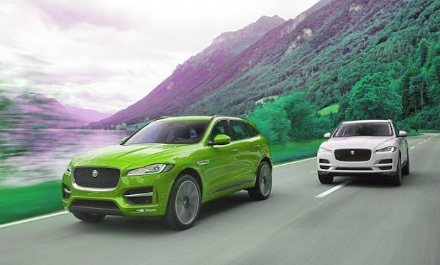 2017 Jaguar F-Pace release date