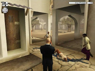 Hitman 2: Silent Assassin (PS2) 2002
