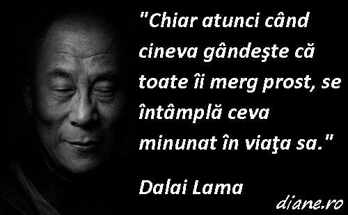 dalai lama citate Dalai Lama: Citate, aforisme, maxime   diane.ro dalai lama citate
