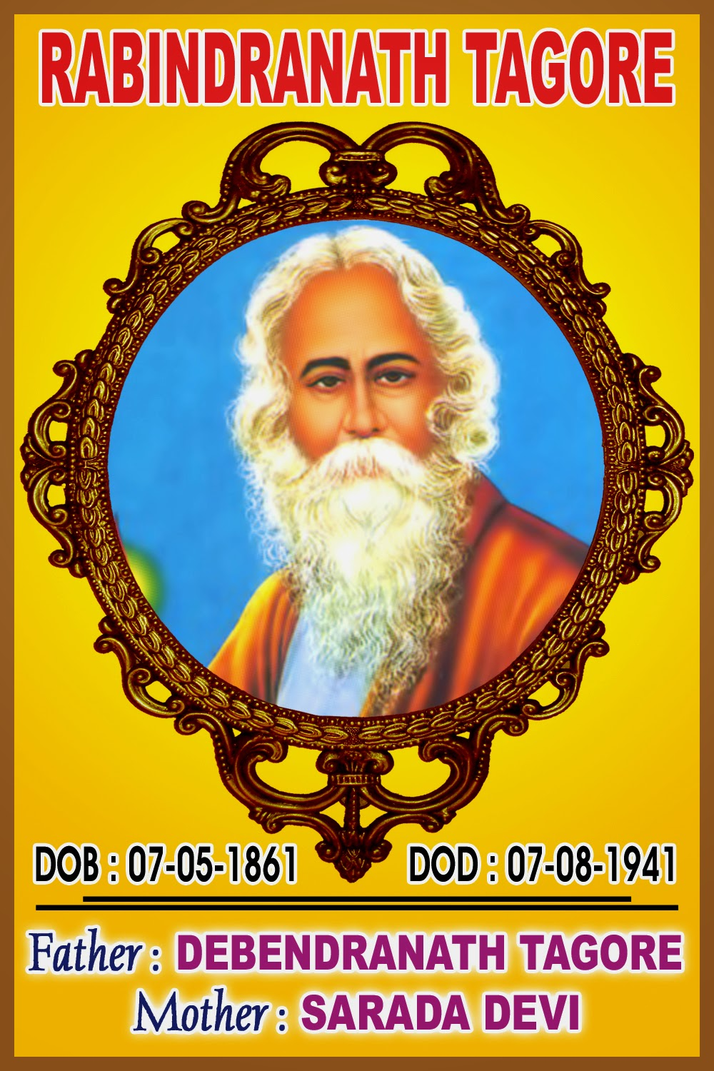 freedom-fighter-rabindranath-tagore-image-with-names-naveengfx.com