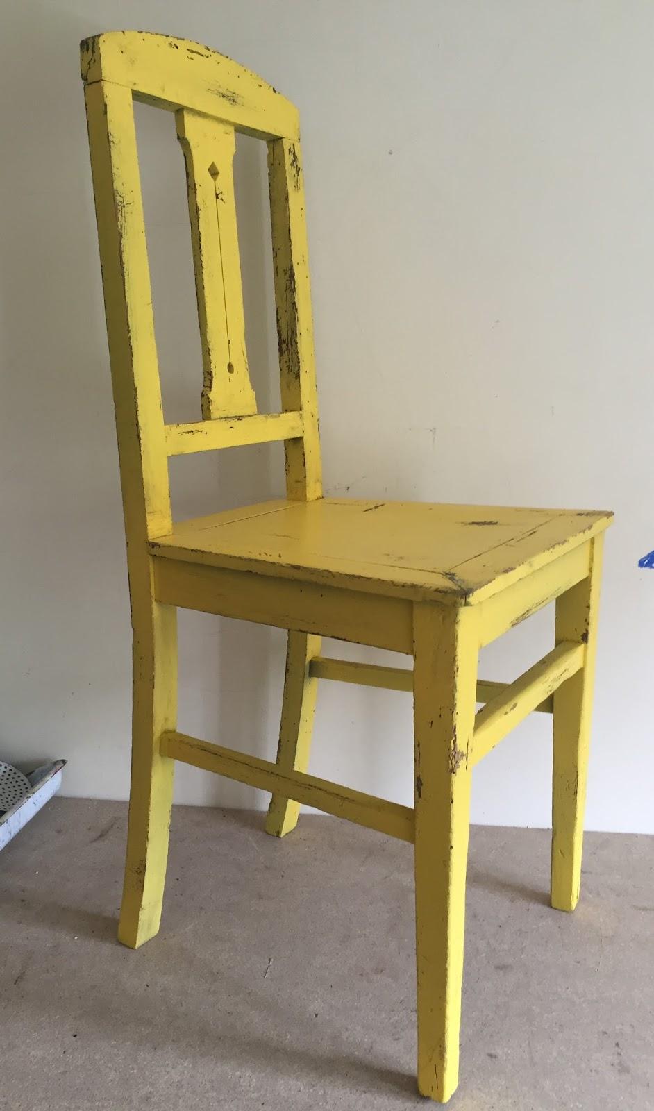 Pintar sillas de madera en blanco interesting comedor - Pintar sillas de madera ...