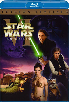 Star Wars: Episode VI – Return of the Jedi [1983] [BD25] [Latino]