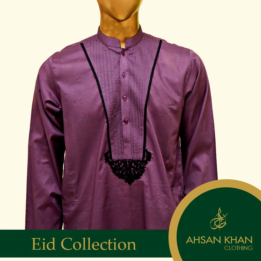Ahsan Khan Eid Collection 2014 For Men