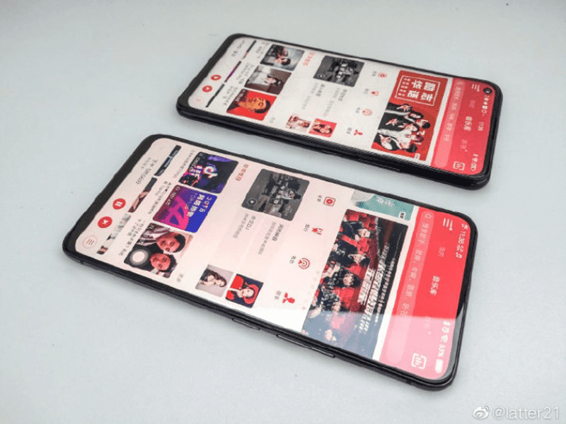 Vivo Z5x leaks, the company's first phone with a punch-hole design?