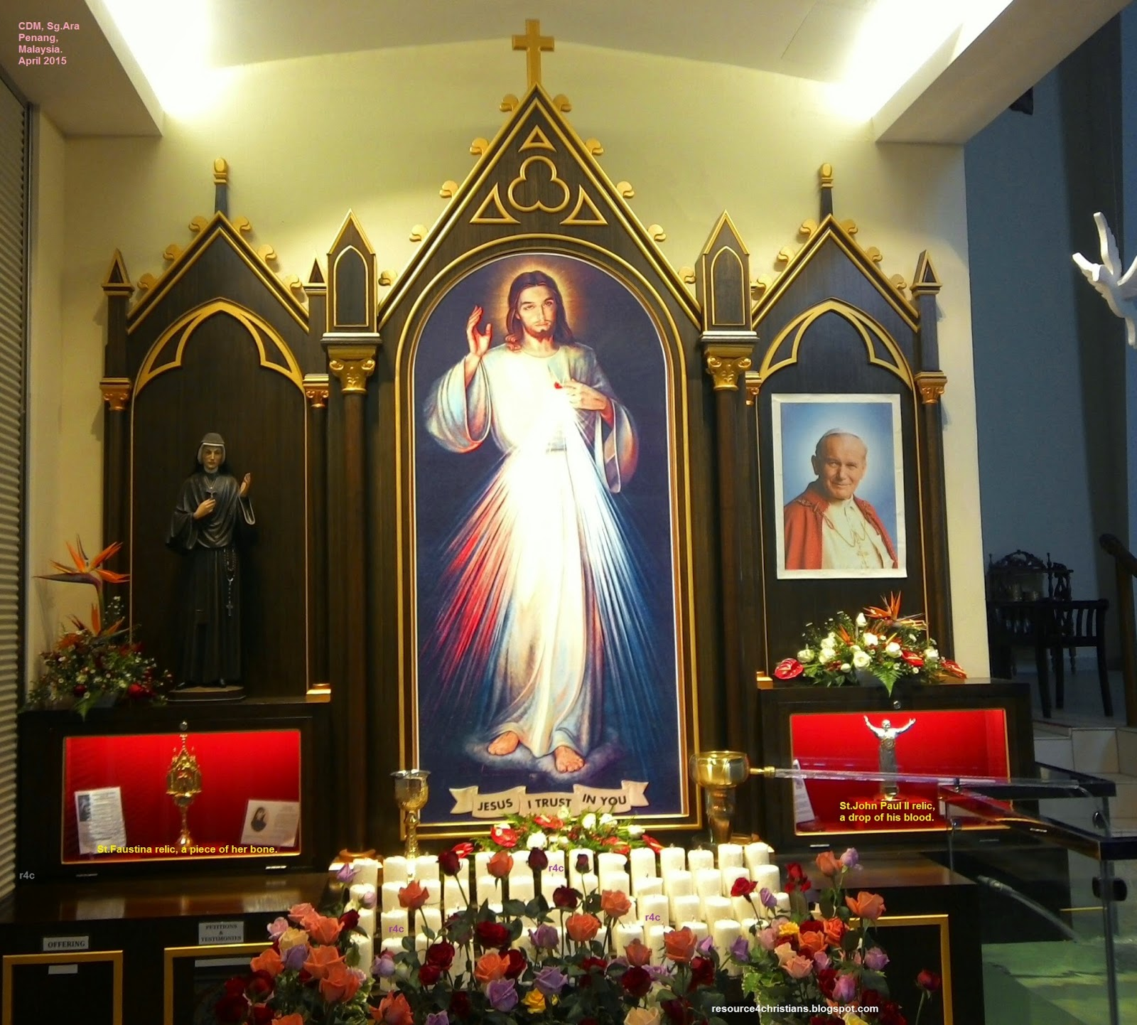 Faithful Resources for all Christian: First class relics of