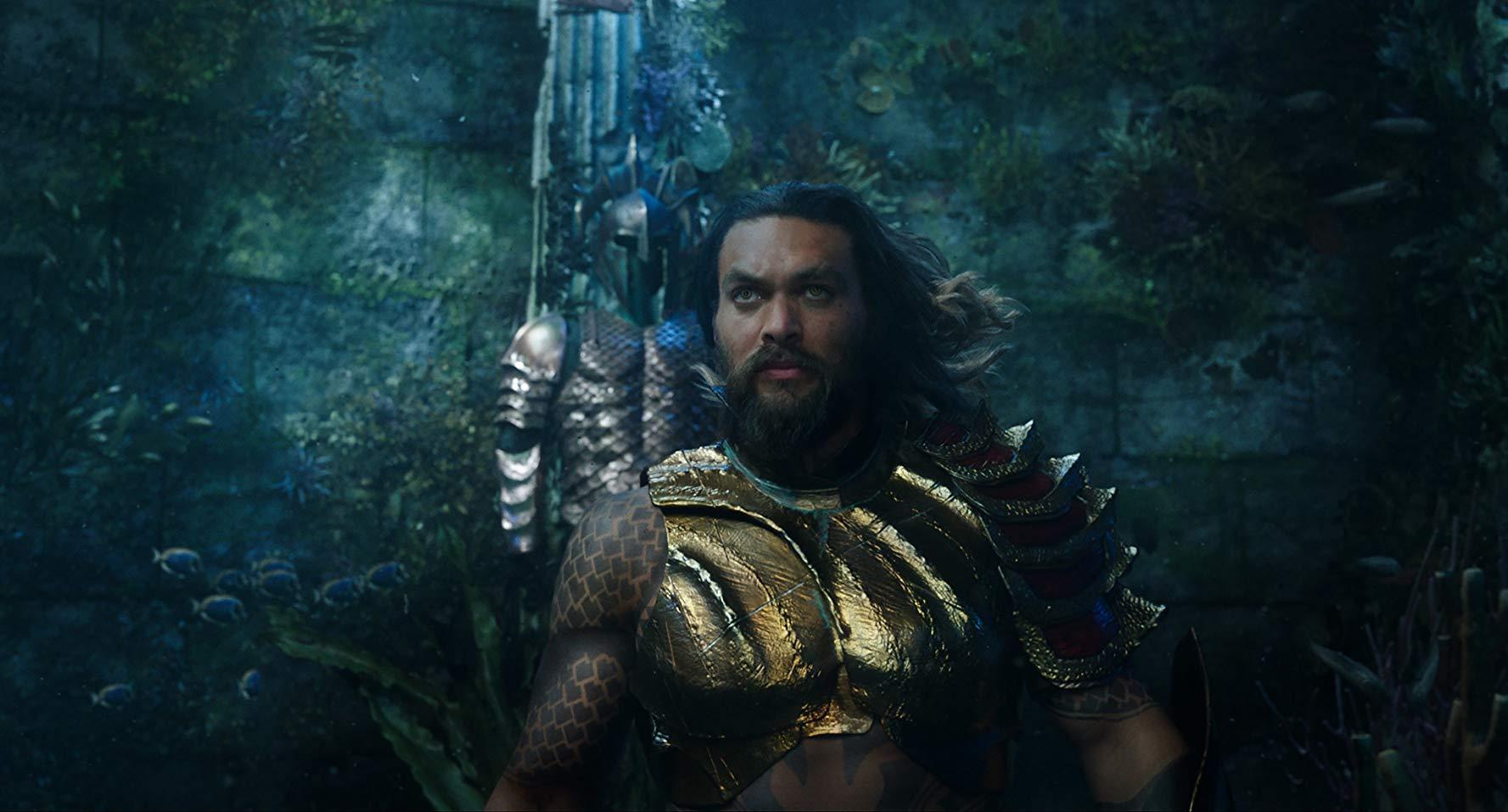 Aquaman: Đế vương Atlantis - Ảnh 2