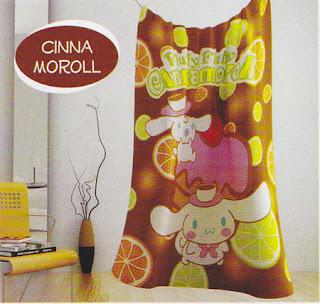 Selimut Cinna Moroll
