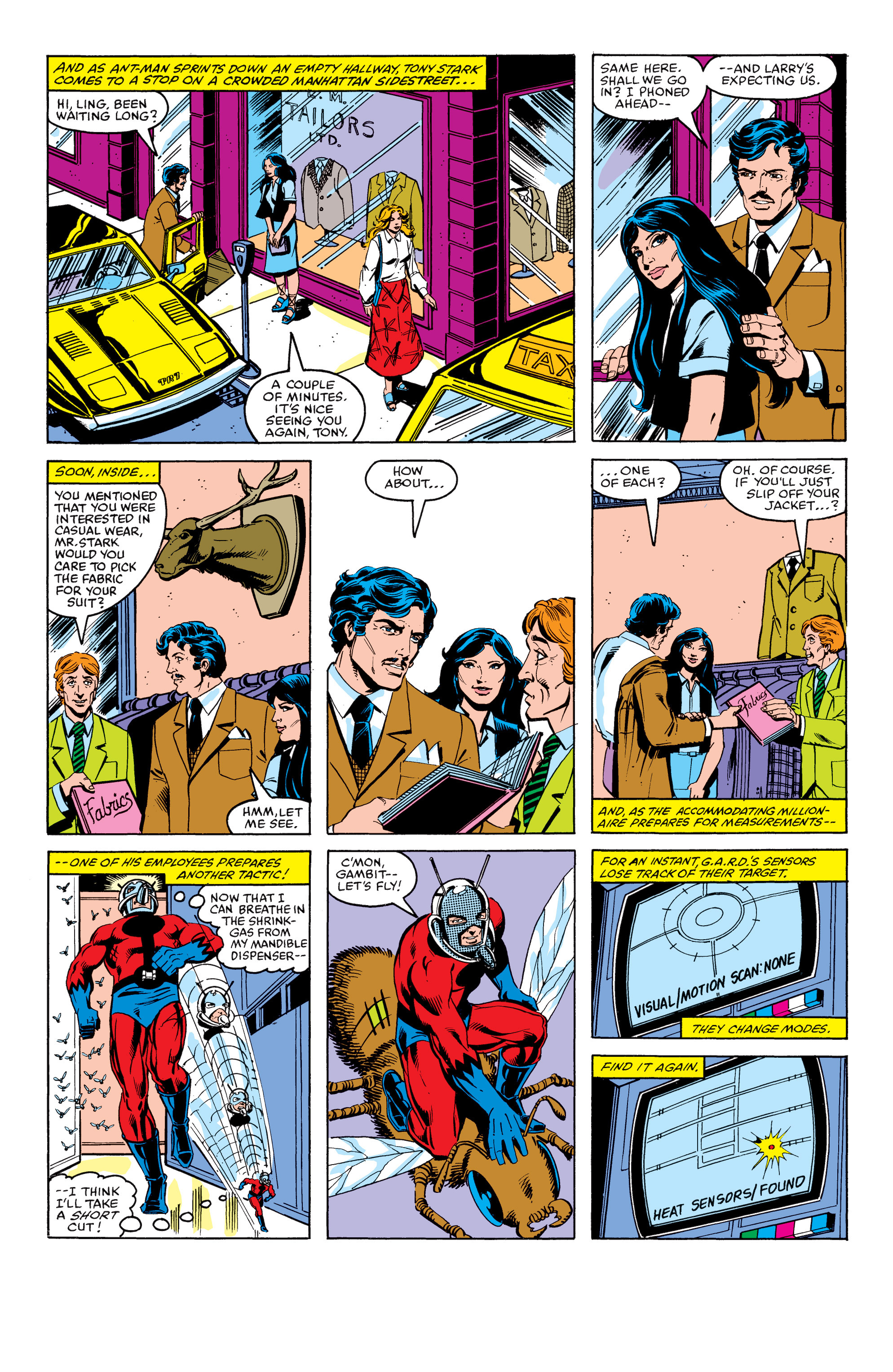 Read online Ant-Man comic -  Issue #Ant-Man _TPB - 173