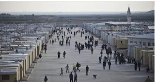 30 bin Suriyeli