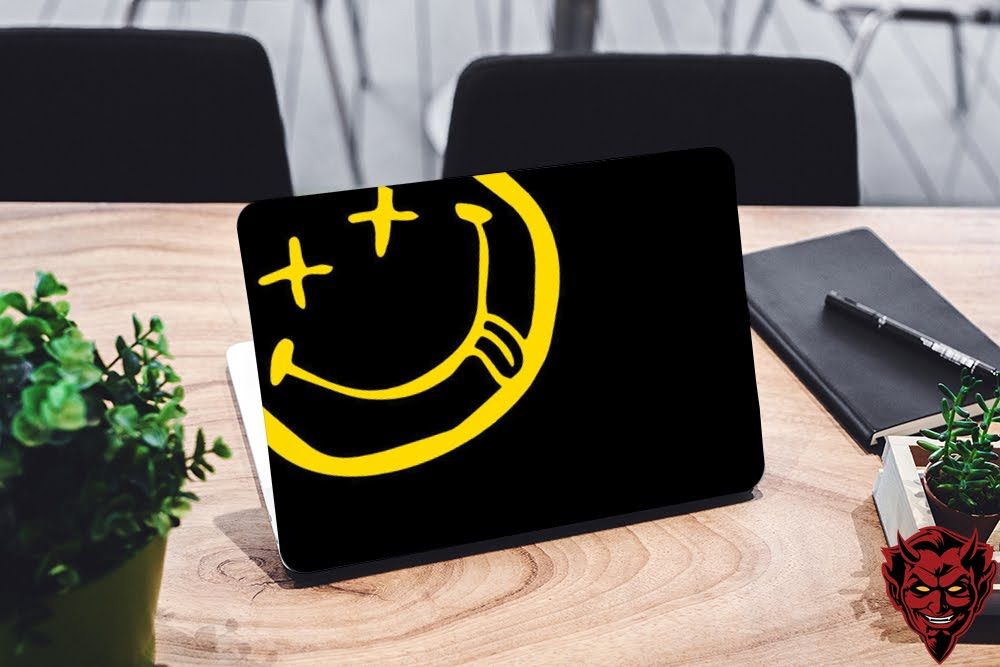 Nirvana Laptop Skins