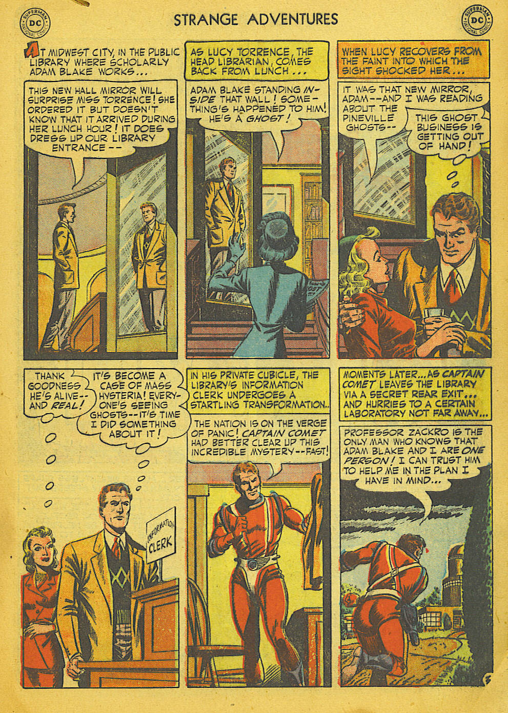 Strange Adventures (1950) issue 16 - Page 5