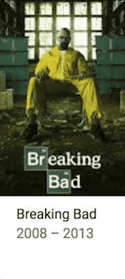 Best TV Shows Breaking Bad