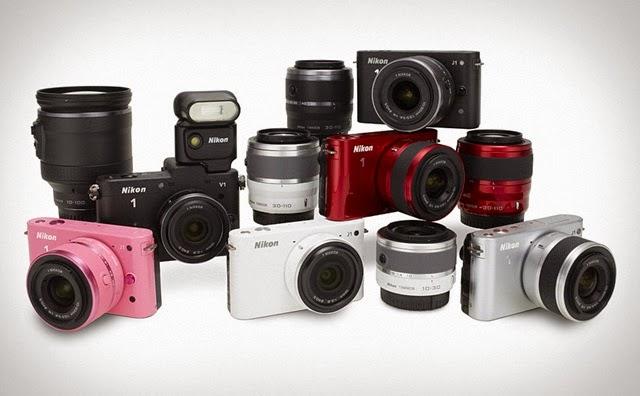 Daftar Harga Kamera Mirrorless Nikon 1