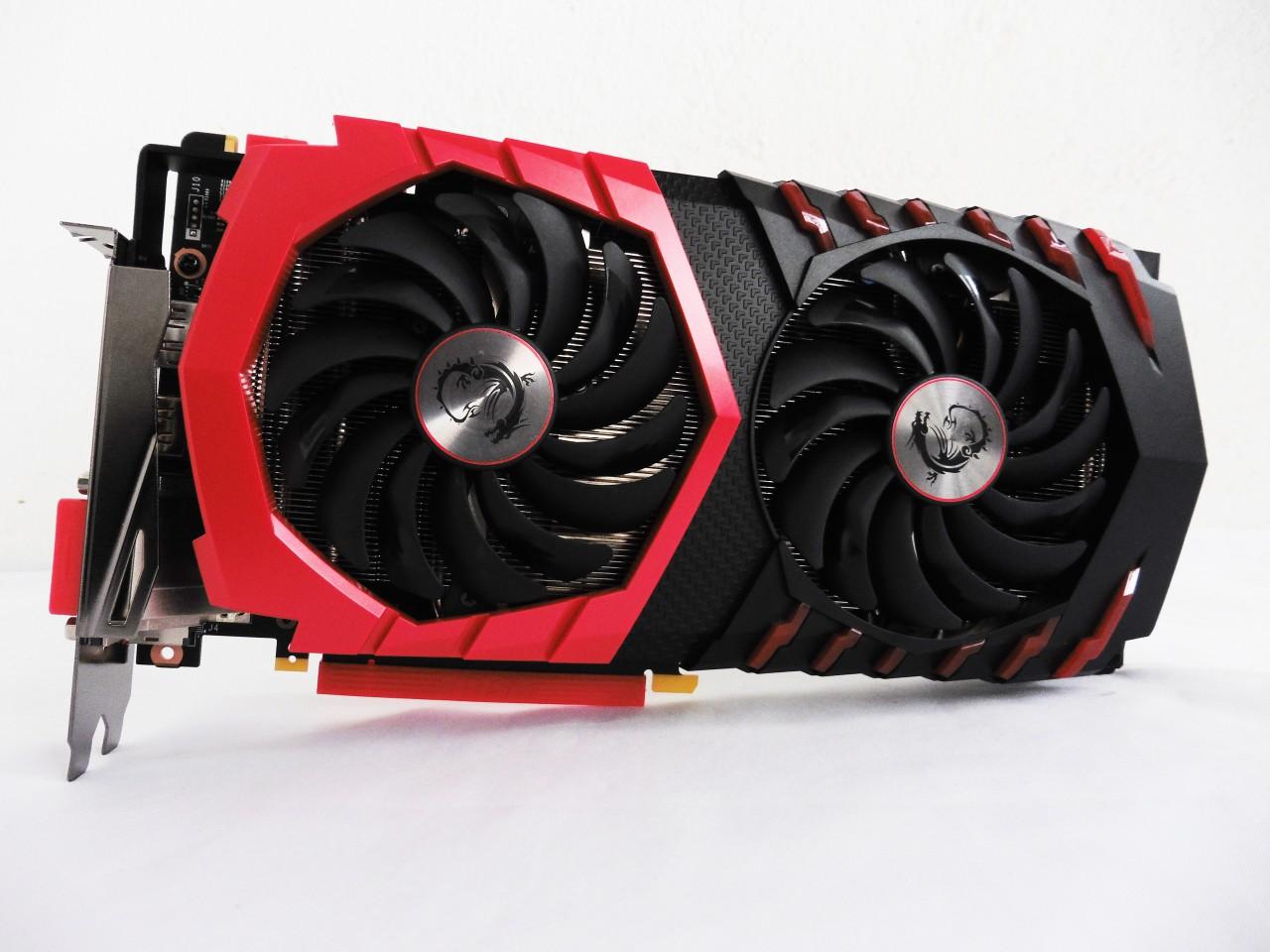 MSI GeForce GTX 1080 Gaming X 8G Review 4