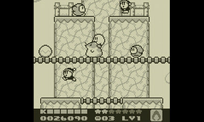 kirby's dream land gameboy