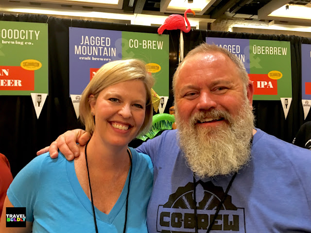 The brewers from CO-Brew are just one of 200 brewers to participate in Collaboration Fest    photo by Jerome Shaw