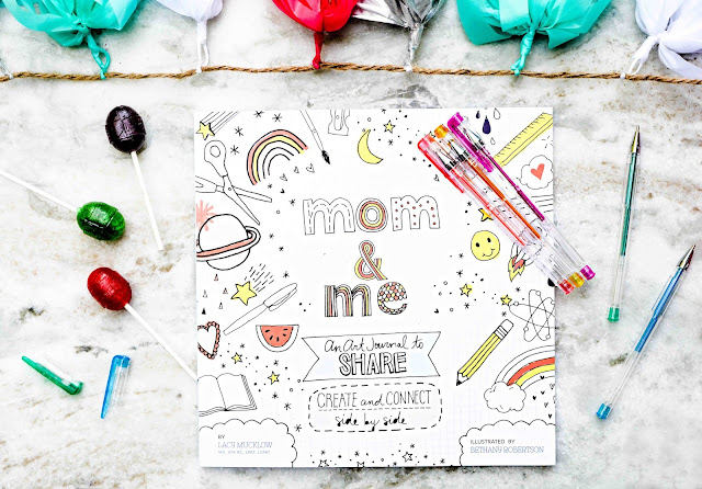 Mom & Me Art Journal