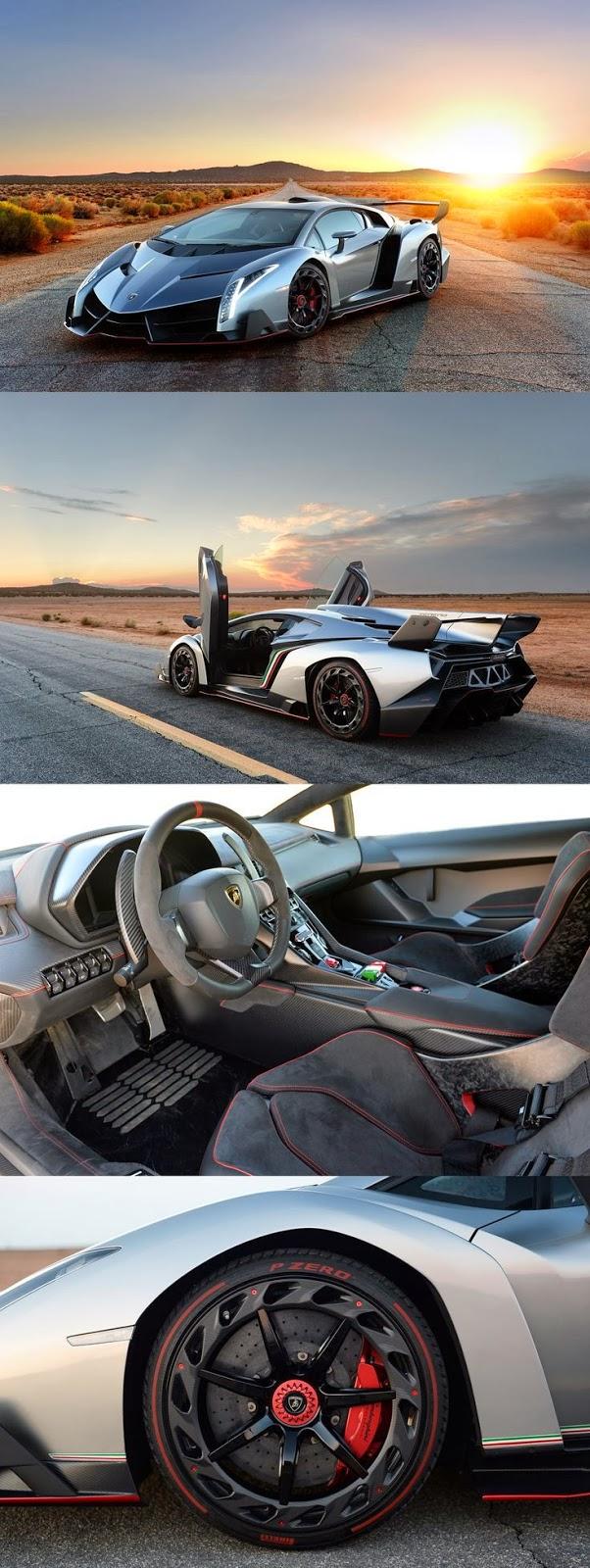 Mobil Lamborghini Veneno