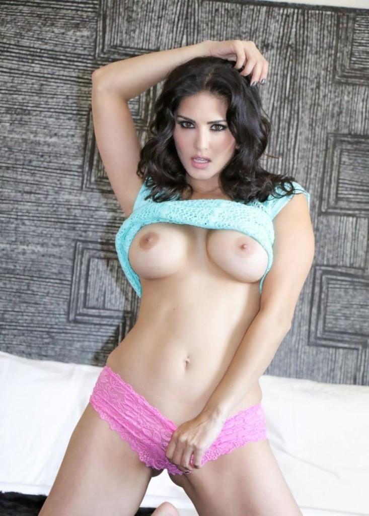 Top nude amateur bed