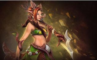 Top 10 Nữ Hero có nhan sắc đẹp nhất Dota 2 (phần 1)