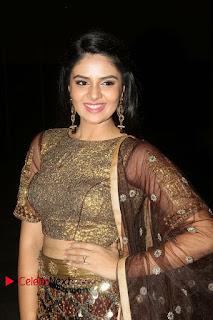 Actress Anchor Sri Mukhi Pictures at Araku Road Lo Audio Launch  0150.JPG