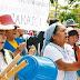 Los cochabambinos protestan por agua