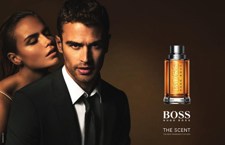 98d1852f9a Hugo Boss - Boss The Scent ~ TRISTUPE.COM