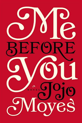 Me Before You by Jojo Moyes - book cover