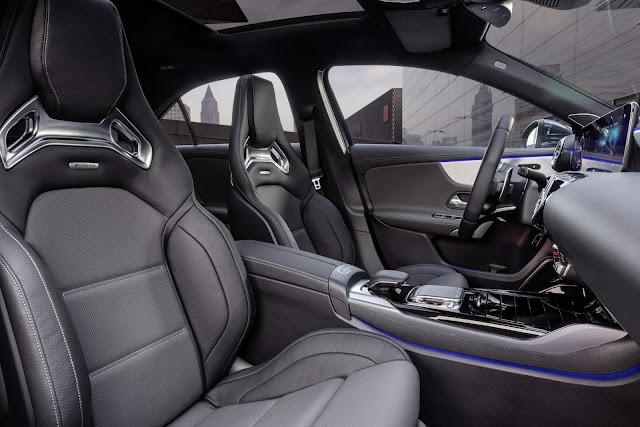 Mercedes A35 AMG Sedan 2020