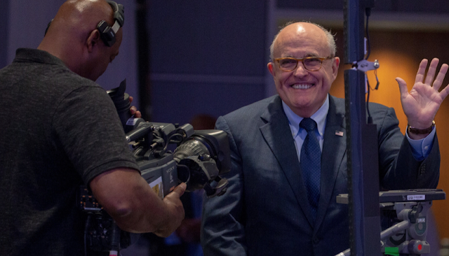 Giuliani Escalates Effort to Erode Legitimacy of Mueller Probe