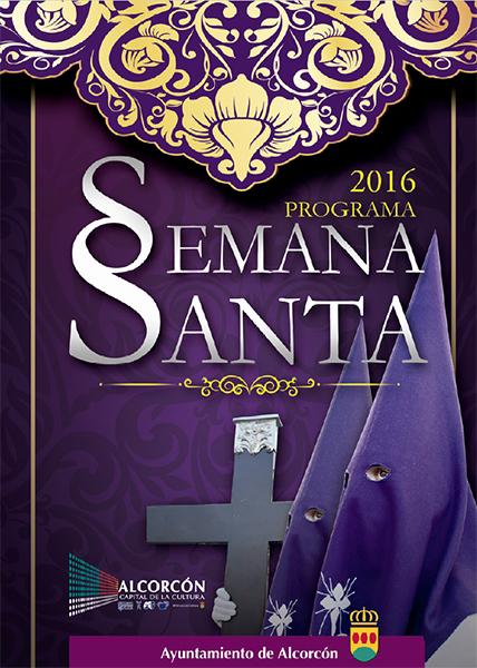 Programa Semana Santa 2016 en Alcorcón