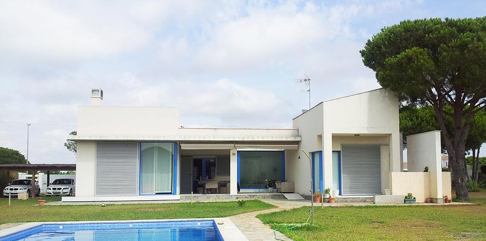 Estudio Honorio Aguilar - Vivienda Aislada, Chiclana (Cádiz)
