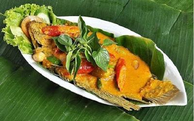 Resep Gurami Acar Sayuran