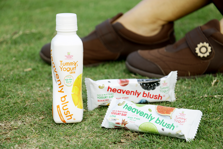 Heavenly Blush TummYogurt