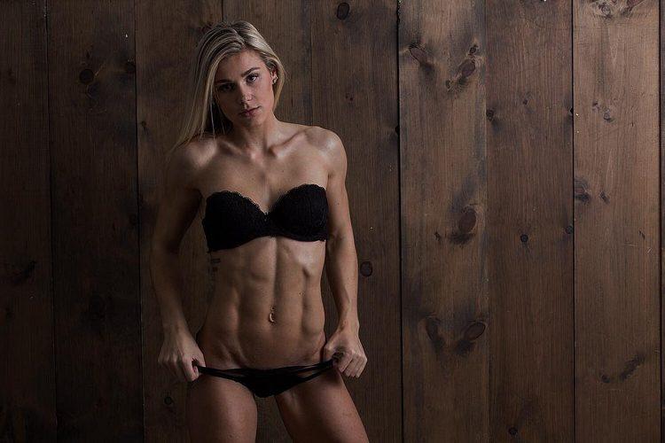 Destiny Stephens - Bikini Competitor