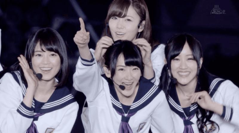 Best JPOP Girl Groups in Japan