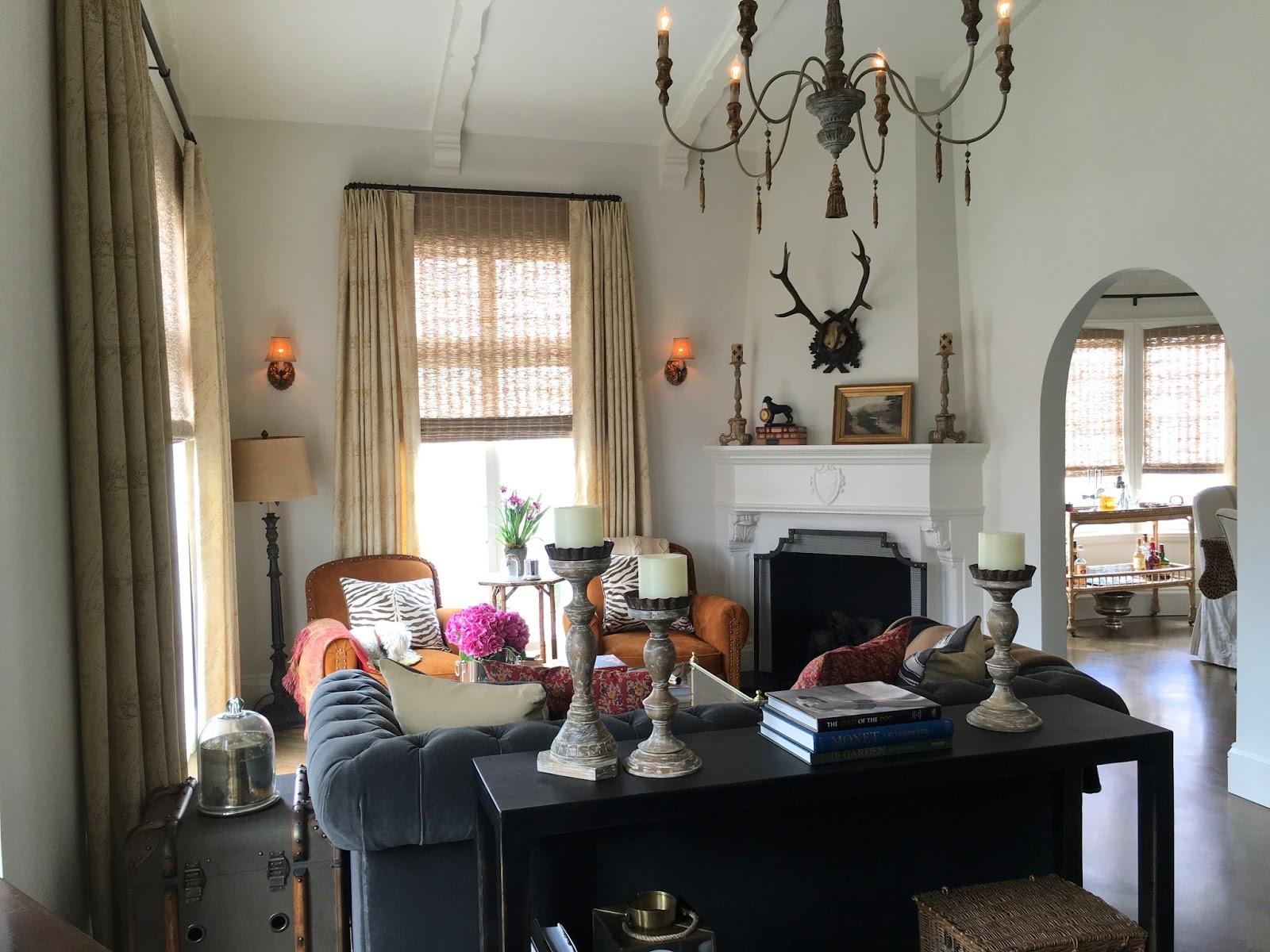 Vignette design the living room san francisco style for Living room today