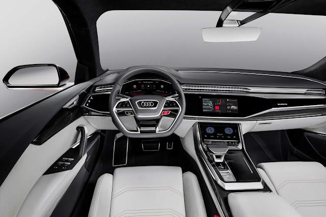 Audi RS Q8 será preparado para enfrentar X6M e GL63 AMG