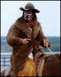 Gitty Up American Rodeo Blog Buddy Heaton Rodeo Clown