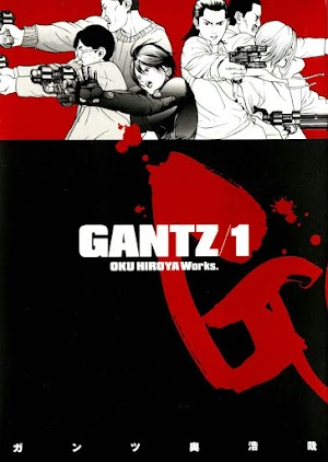 Gantz [37/37 + Especiales] [MANGA] [MEGA] [PDF]