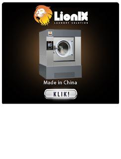 distributor mesin laundry hotel