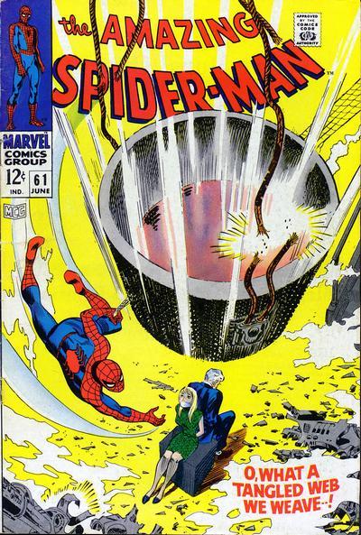 Amazing Spider-Man #61, the Kingpin