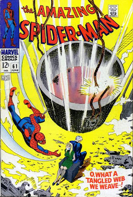 Amazing Spider-Man #61, the Kingpin
