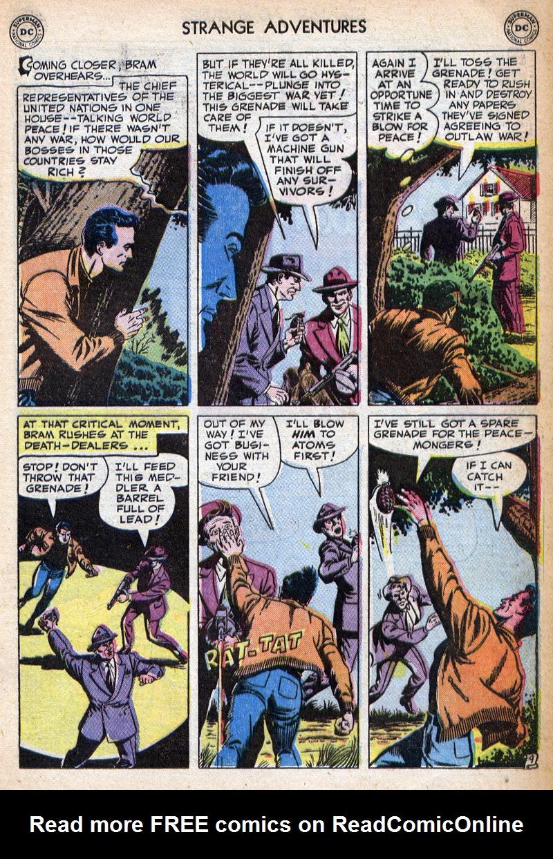 Strange Adventures (1950) issue 10 - Page 23