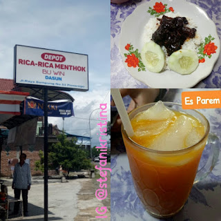 review kuliner ponorogo