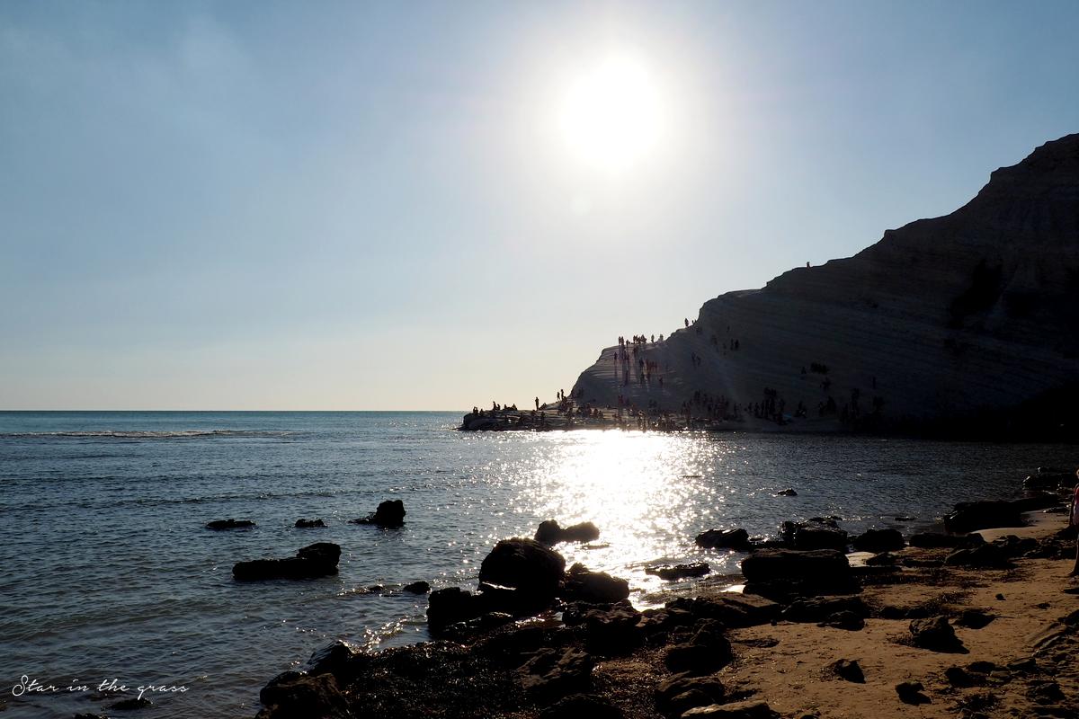 Scala dei Turchi, Sicilia, spiaggia