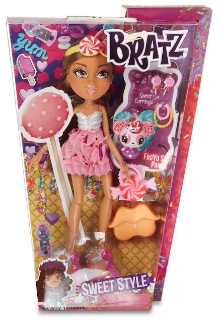 The Bratz Sweet Style Collection Yasmin - Review