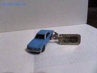 TC Toys 1964 Ford Mustang